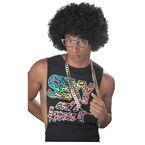 Halloween Jumbo Afro Wig - Black