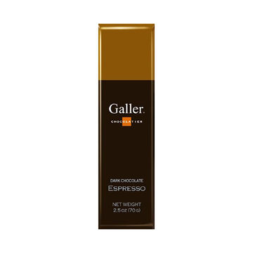 Galler Dark Chocolate Espresso - 70g