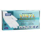 London Drugs Disposable Vinyl Gloves - Large - 100's