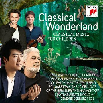 Various Artists - Classical Wonderland: Classical Music for Children - CD