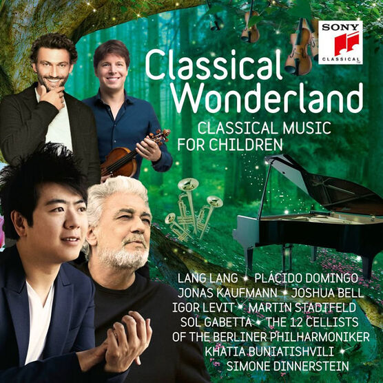 Various Artists - Classical Wonderland: Classical Music for Children - CD