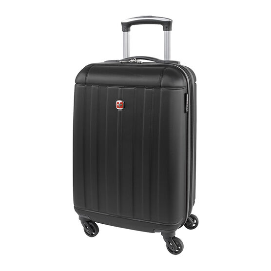 "Swiss Gear Fribourg II Collection 20"" - Black - SW10768"