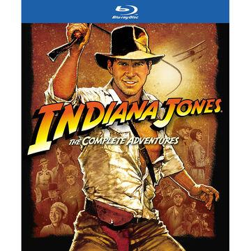 Indiana Jones The Complete Adventures - Blu-ray Disc