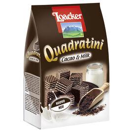 Loacker Quadratini - Cacao & Milk - 250g