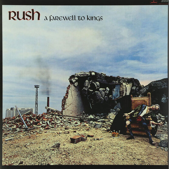 Rush - A Farewell to Kings - Vinyl