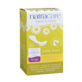 Natracare Natural Tanga Panty Liners - 30's