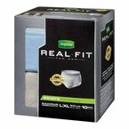 Depend Real Fit Pants For Men - Maximum Absorbency - Large/X-Large - 10's