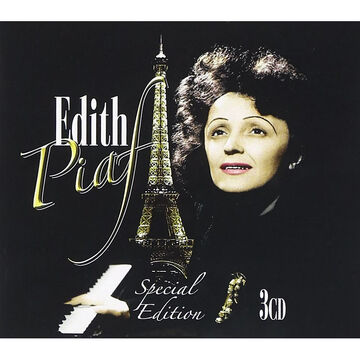 Edith Paif - Special Edition - 3 CD