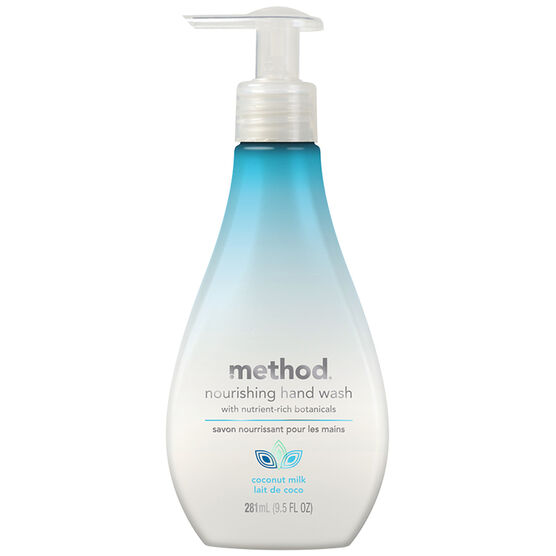 Method Nourishing Hand Wash - Coconut Milk - 281ml