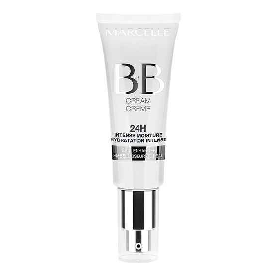 Marcelle BB Cream 24H Intense Moisture Skin Enhancer - Dark