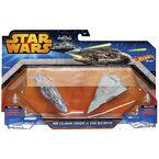 Hot Wheels Star Wars Starship - 2 pack