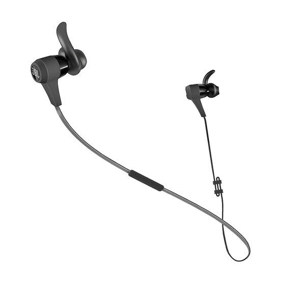 JBL Reflect Bluetooth Sport In-Ear Headphone - Black - JBLREFLECTBTBLK