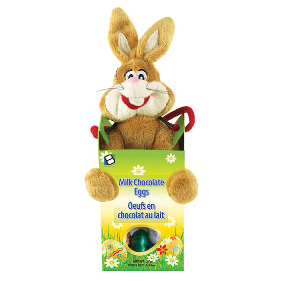 Easter Plush & Chocolate - 24g