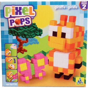 Pixel Pops - Giraffe