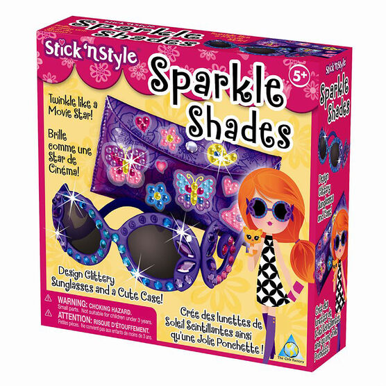 Stick 'n Style Sparkle Shades