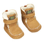 Outbaks Girl's Suede Moccasins - Assorted