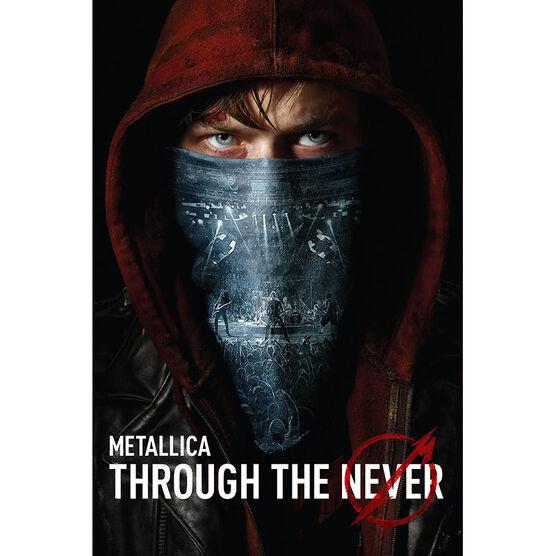 Metallica Through the Never - Blu-ray Disc