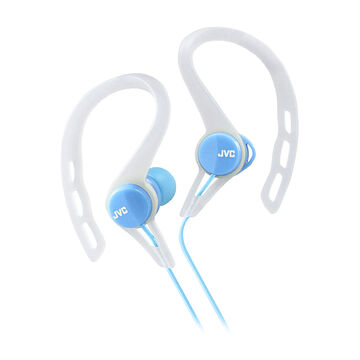 JVC In Ear Sport Headphones - Blue - HAECX20A