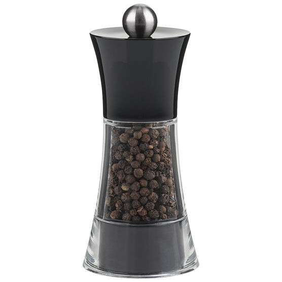 Trudeau Fiesta Pepper Mill - Black