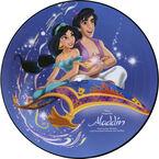 Disney's Aladdin - Soundtrack - Picture Disc Vinyl