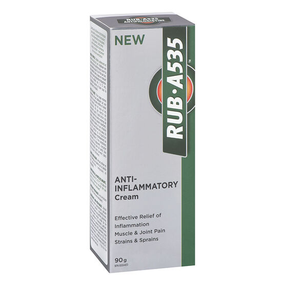 RUB A535 Anti-Inflammatory Cream - 90g