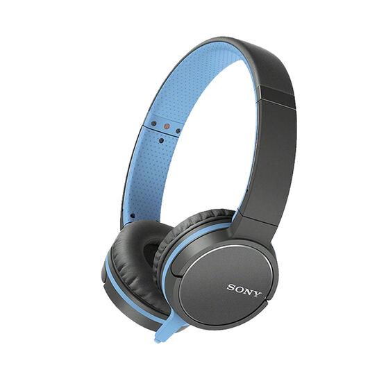 Sony On-Ear Headphones - Blue - MDRZX660APL