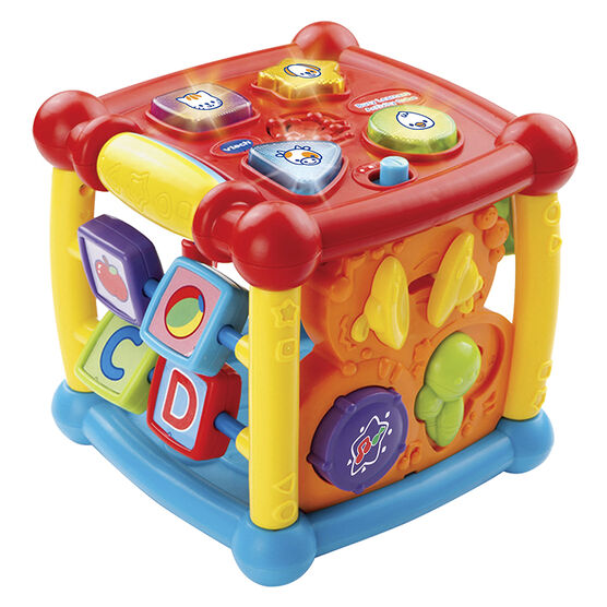 VTech Busy Learners Activity Cube - 80150500