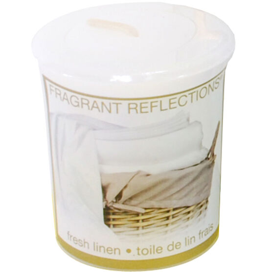 Fragrant Reflection Votive Candle - Fresh Linen