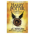 PRE-ORDER: Harry Potter and the Cursed Child - Parts One and Two (Special Rehearsal Edition Script) by J.K. Rowling