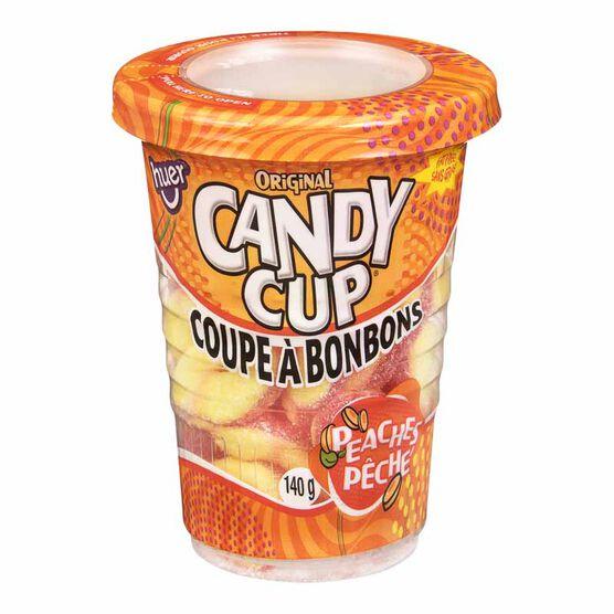 Huer Original Candy Cup - Peach - 140g