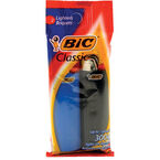 BIC Lighters With Child Guard - 2 Pack