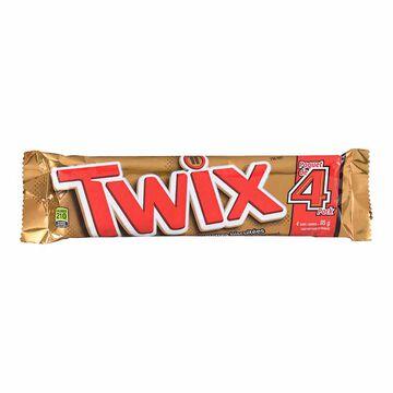 Twix Cookie Bars - 4 pack - 85g