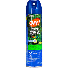 Off! Deep Woods for Sportsmen Insect Repellent - 230g