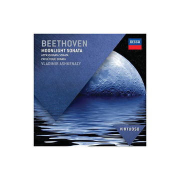 Ashkenzy Vladimir - Beethoven Piano Sonatas - CD