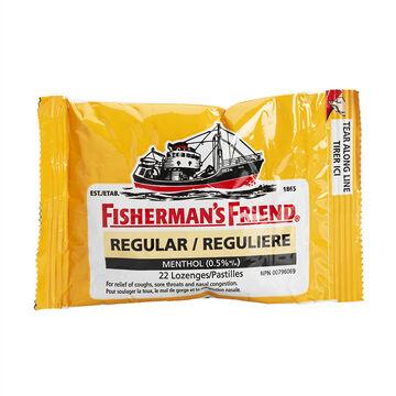 Fisherman's Friend - Regular Strength - 22's