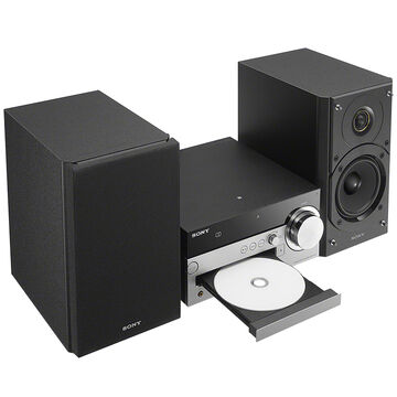 Sony Hi-Res Micro System - CMTSX7