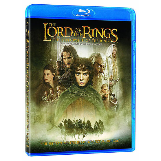 The Lord of the Rings: The Fellowship of the Ring - Blu-ray + Digital