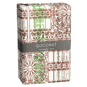 Soap-n-Scents Handmade Soap Coconut - 100g