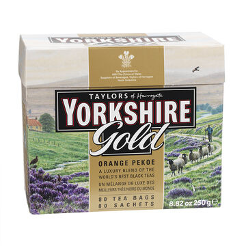 Yorkshire Gold Tea - 80's