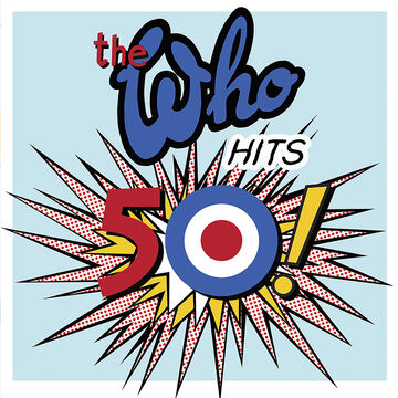 The Who - The Who Hits 50 - 2 LP Vinyl