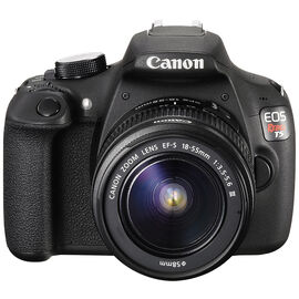 Canon Rebel T5 with 18-55mm DC III Lens - 9126B005