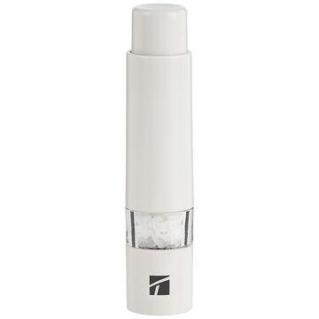 Trudeau Thumb Salt Mill - White - 6inch