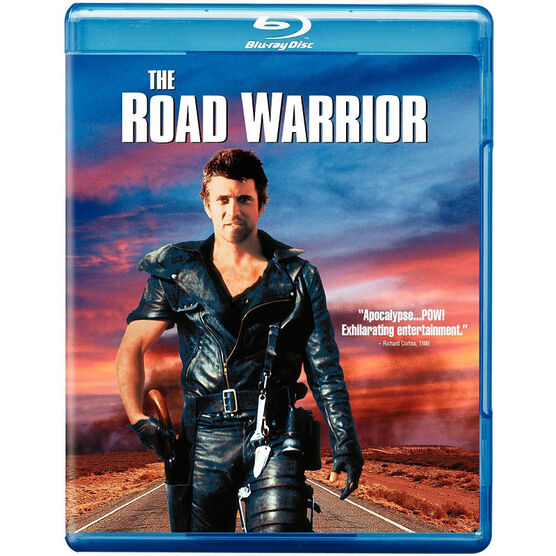 The Road Warrior - Blu-ray