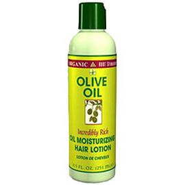Organic Root Stimulator Olive Oil Incredibly Rich Oil Moisturizing Hair Lotion - 251ml