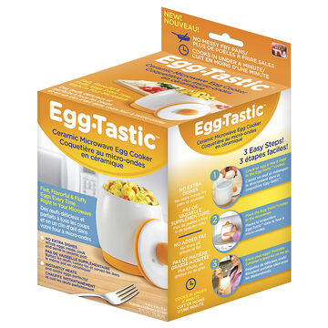 Egg Tastic Microwave Egg Cooker