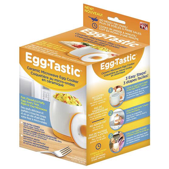 Egg Tastic Microwave Egg Cooker