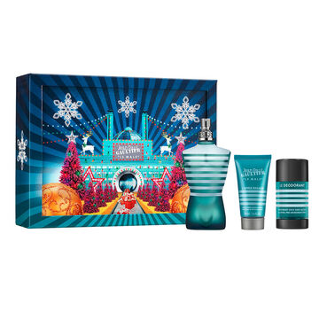 Jean Paul Gaultier Le Male Holiday Gift Set