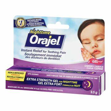 Baby Orajel Teething Nighttime Formula - 9.5g