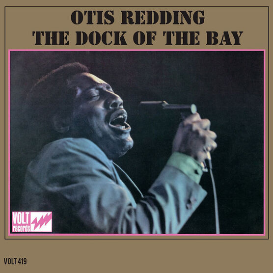 Redding, Otis - The Dock of the Bay - Vinyl