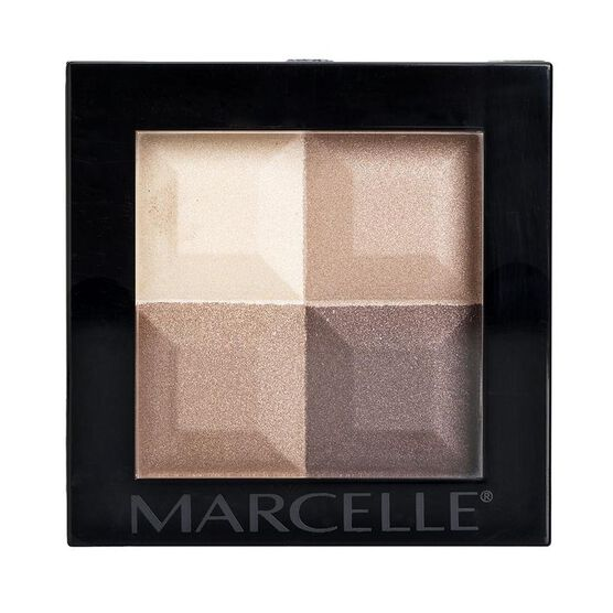 Marcelle Eyeshadow Quad - Nouveau Nude